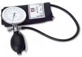 Ciśnieniomierz zegarowy zintegrowany